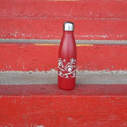 Thermosflasche rot FWK